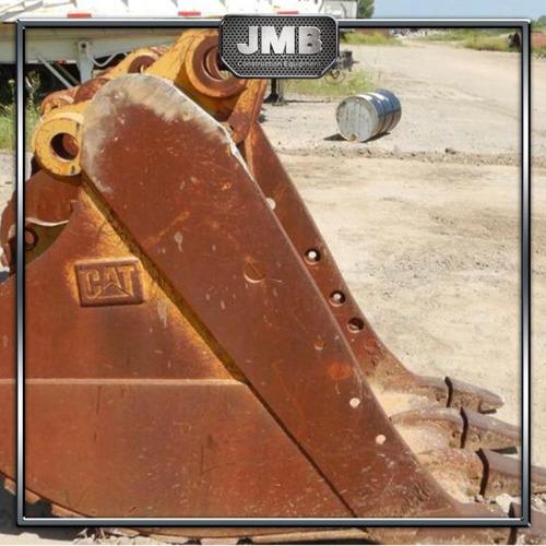 bote para excavadora marca caterpillar medida 38  w
