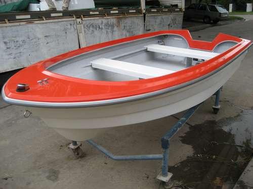 bote pescadelta 3.50 mts, olympic marine 2020 nuevo sin moto
