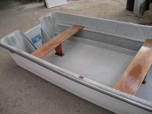 bote pescadelta 3.65 mts, olympic marine 2017 nuevo