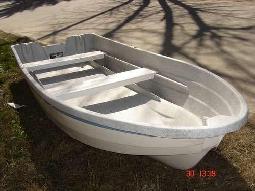 bote pescadelta 3.65 mts, olympic marine 2020 0km sin motor