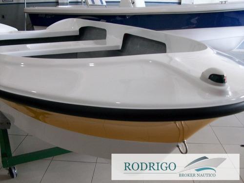 bote pescador 380 # reforzado..!!!