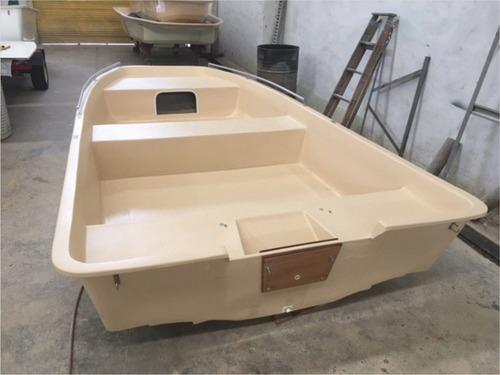 bote pescador 420 0 hs - muy estable y cómodo - 2020 dorazio