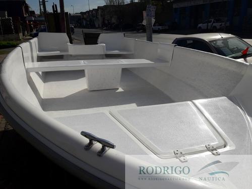 bote pescador 490 # muy estable - excelente navegacion #