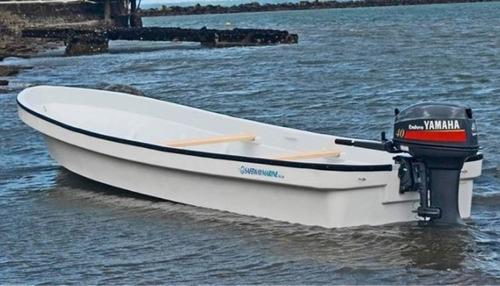 bote pescador de 7 metros capacidad 900 kilos