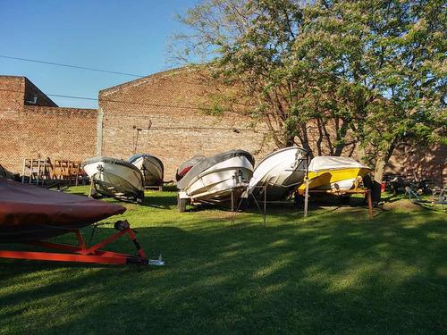 bote pescador gran jeand 430 2017 0 km 4.30 mts nauticajunin