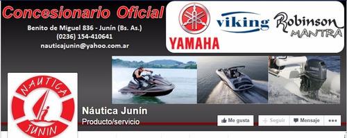 bote pescador gran jeand 430 2019 0 km 4.30 mts nauticajunin