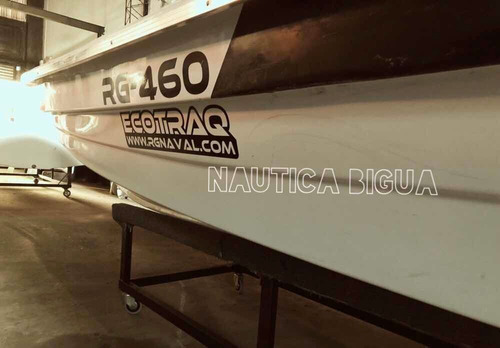 bote pescador rg 460