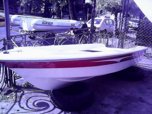 bote pescador rio o laguna geuna 380