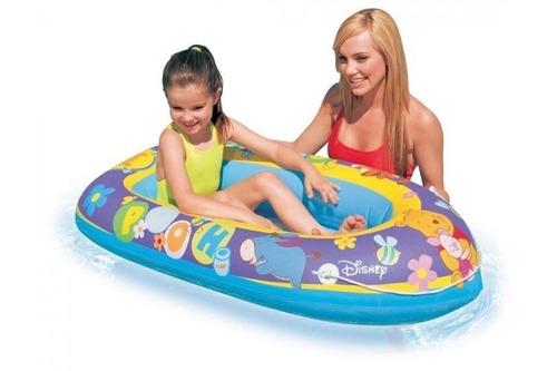 bote salvavida inflable para niños intex winnie the pooh