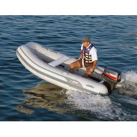 Bote Semi Rigido Ab Inflatables 2,76 M Aluminio