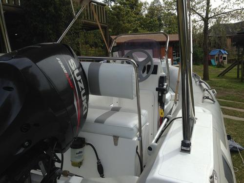 bote semirigido sb-500 nuevo con iva