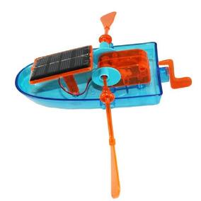 Para Solar Proyecto Bote Juguete Ciencia Educativo Kit Niños Y6mfgIbv7y