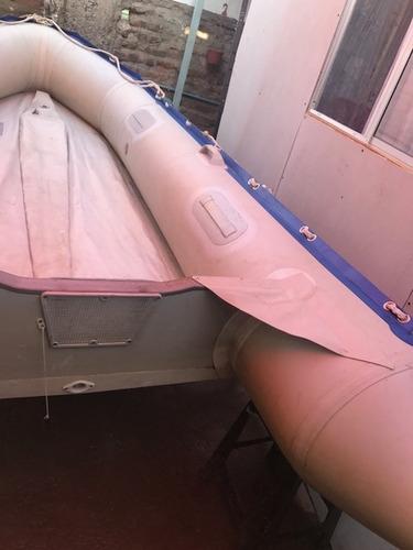 bote tipo zodiac 3,8 mt