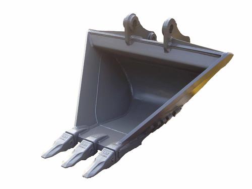 bote trapezoidal para excavadora
