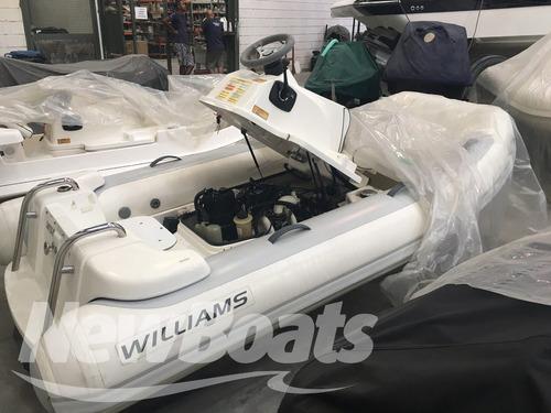bote williams turbo jet 325