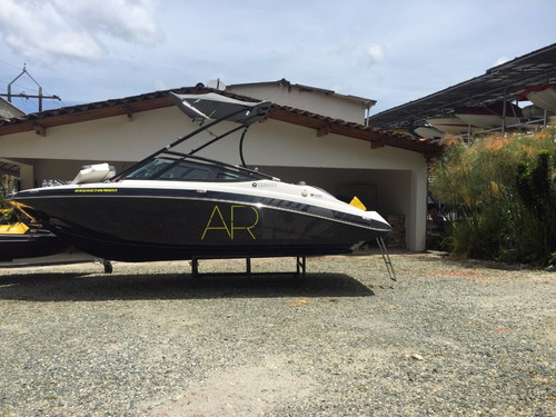 bote yamaha ar192 supercharged 250hp 19  solo 100h a dulce!!