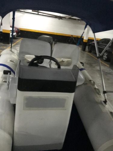 bote zefir 3,5m motor suzuki 40hp 2 tempos virtual nautica