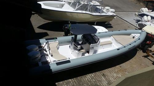 bote zonda 33 ano 2013 02 evinrude 300hp - marina atlântica