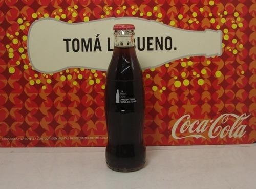 botella 1º encuentro coleccionistas coca cola argentina 2012