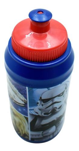 botella agua termo star wars disney para niños 430ml