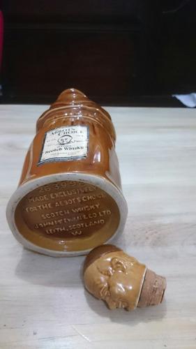 botella antigua ceramica