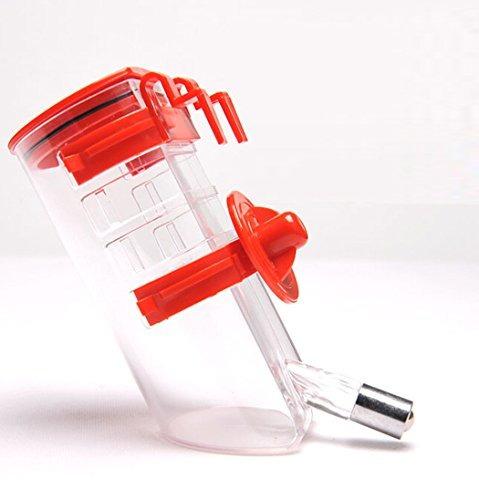 botella boutique1583 cuelgue la fuente de agua para mascota