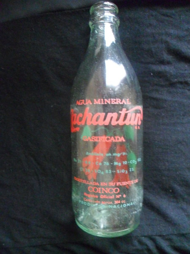 botella cachantun chica