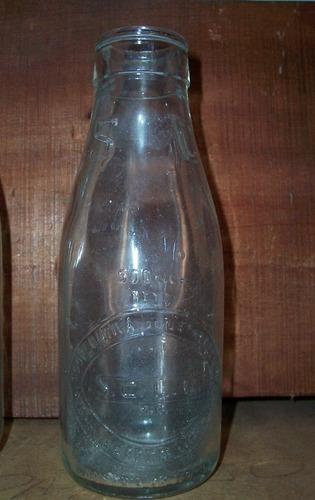 botella crema de  leche  de 500 cc