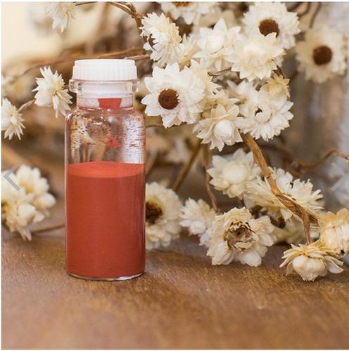 botella de 10 gramos nano cobre metálico antimicrobiano