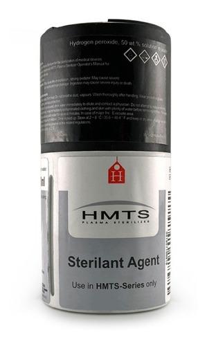 botella de agente para esterilizar en equipos hmts-80e