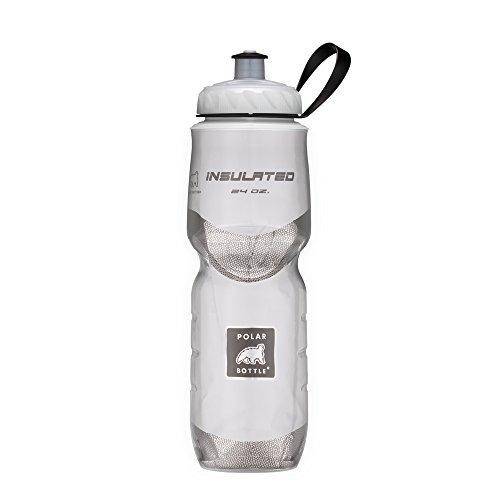 botella de agua con aislamiento botella polar