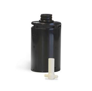 botella de agua con filtro de carbono activado nikken.