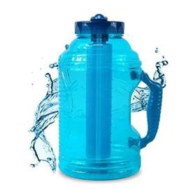 Botella De Agua O Jarra Para Agua C Tapa Y Enfriador 2.3l