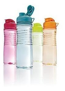 botella de agua rubbermaid 600ml libre bpa deportiva