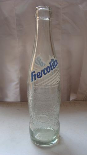 botella de frescolita