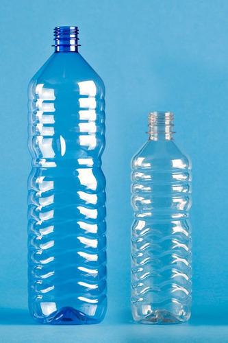 botella de plastico pet de 500ml y 1000ml
