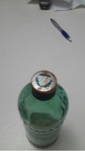 botella de procenex antigua