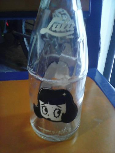 botella de refresco lulu de 452ml para coleccionar