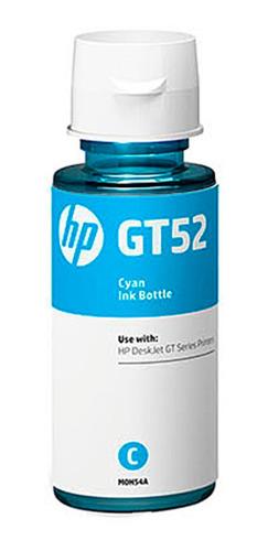 botella de tinta hp cian m0h54al - mosca