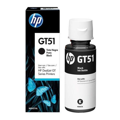 botella de tinta hp gt51 y gt52 cada uno para gt5820 315 410 415