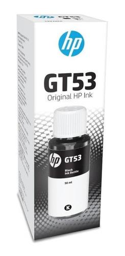 botella de tinta hp gt53 negra