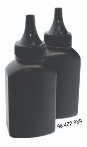 botella de toner para cartuchos láser samsung universal 500g
