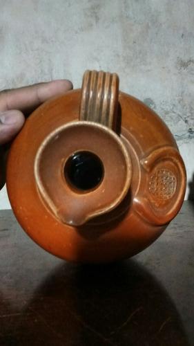 botella de wisky de cerámica