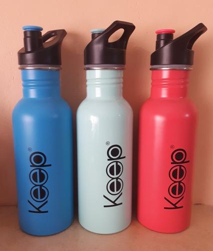botella deportiva keep
