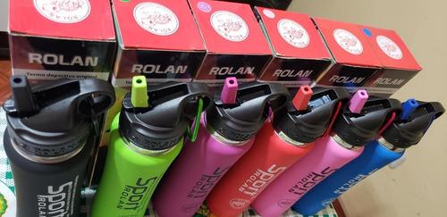 botella deportiva rolan sport 500 ml