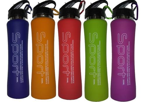 botella deportiva térmica 500 ml