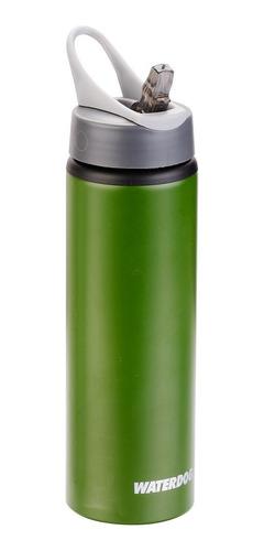 botella deportiva waterdog con pico 750cc gimnasio ciclismo