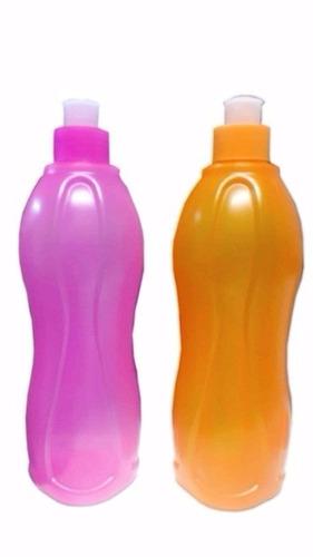 botella deportivas plasticas variedad de colores
