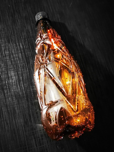 botella envase cerveza pet litro, envios, descuentos x cant.