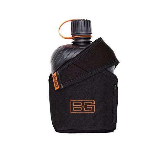 botella gerber bear grylls canteen and cooking cup